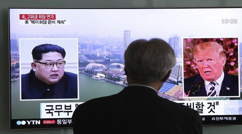 North Korea may pull out of summit with US over Washington's pressure