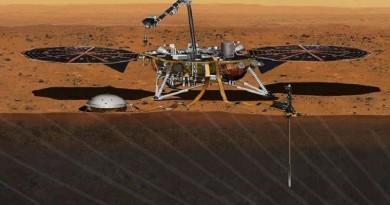 ناسا تطلق أول مهمة تهدف لاستكشاف أعماق المريخ