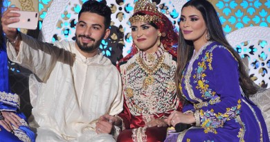 """البرايم الأخير من """"لالة العروسة"""" يحقق الريادة للقناة الأولى المغربية"""