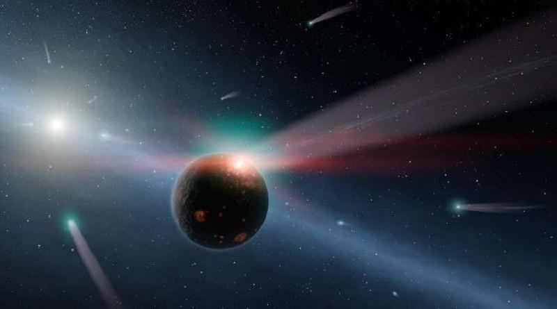 """صخرة فضائية تعد أول مهاجر """"دائم"""" في نظامنا الشمسي"""