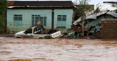 مصرع 23 شخصا في انهيار أرضي بإثيوبيا