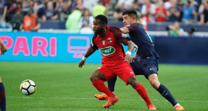 بالفيديو... باريس سان جيرمان يتوج بطلاً لكأس فرنسا على حساب ليزيربيي