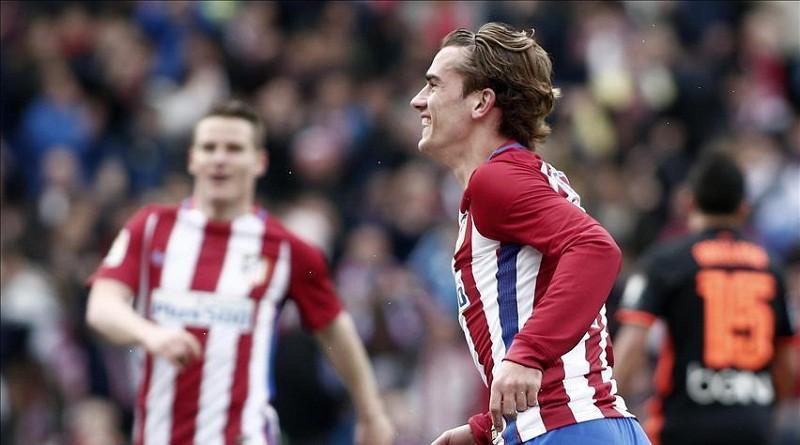 """بالفيديو...أتلتيكو مدريد يتأهل إلى نهائي """"يوروبا ليغ"""" للمرة الثالثة"""