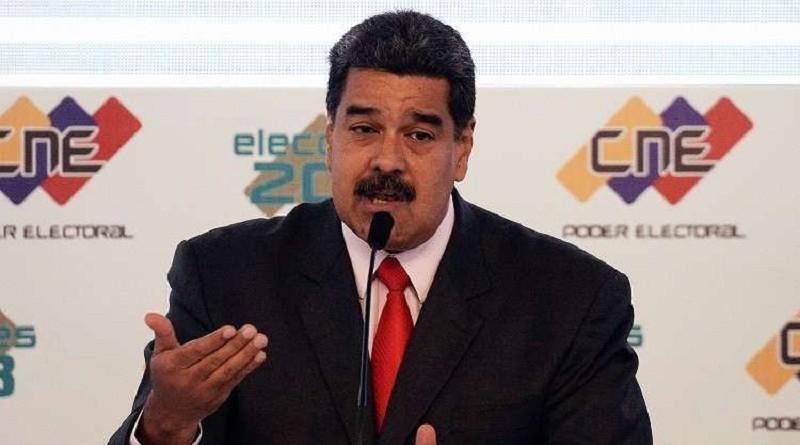 مادورو يطرد القائم بالأعمال الأمريكي لدى فنزويلا