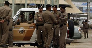 بالفيديو...اقتحام أحد مقرات الحرس الوطني في السعودية ومقتل شرطي