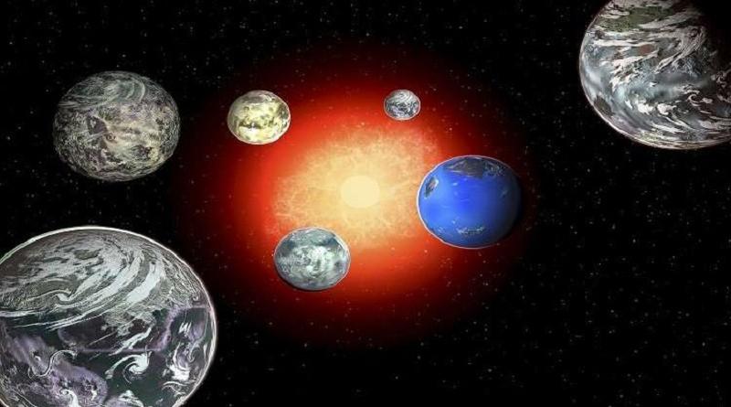 فرص جديدة للعثورعلى حياة خارج النظام الشمسي