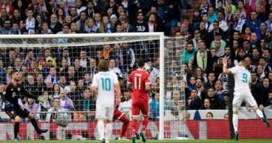 بالفيديو.... ريال مدريد يتأهل الى نهائي دوري أبطال أوروبا