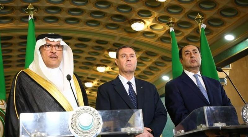 خطة تحرك عربية ضد نقل السفارة الأمريكية إلى القدس