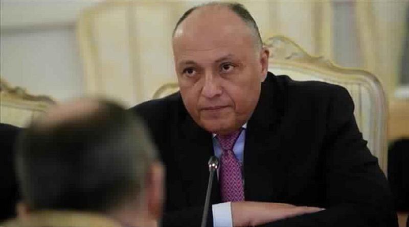 الخارجية المصري تطالب بتحقيق دولي في قتل المتظاهرين الفلسطينيين