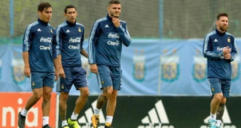 المنتختب الأرجنتيني يعلن قائمتة الأولية لكأس العالم