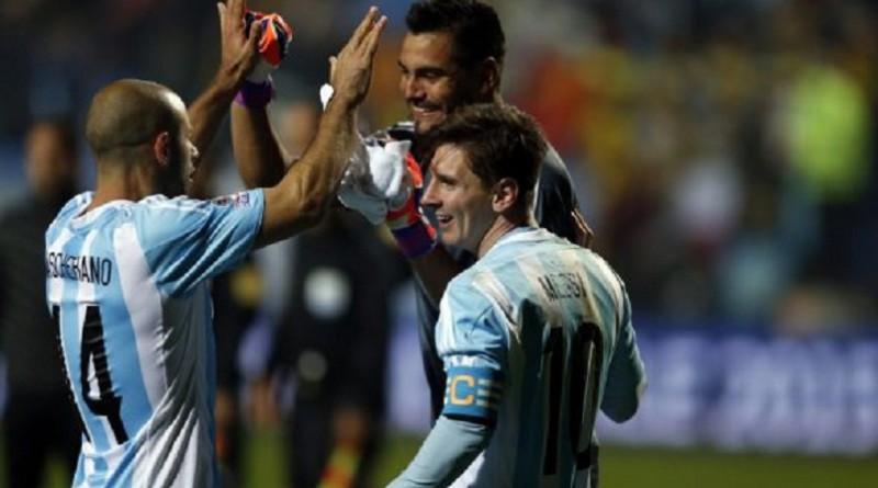 سيرجيو روميرو خارج تشكيلة الأرجنتين في كأس العالم