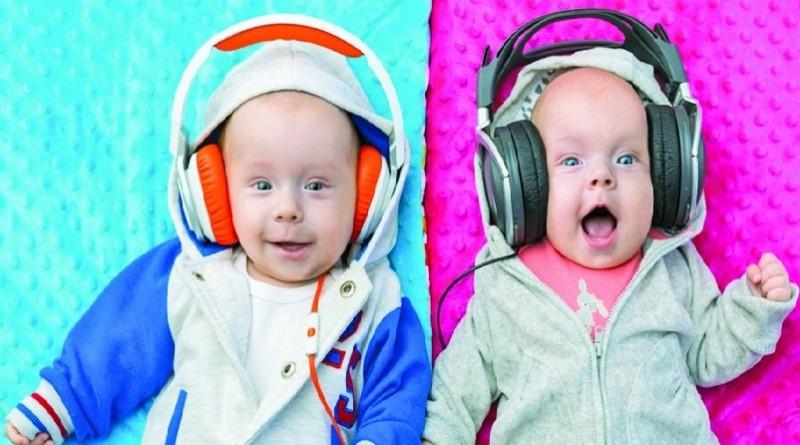الأطفال يتذوقون الموسيقى ولا يكتفون بسماعها
