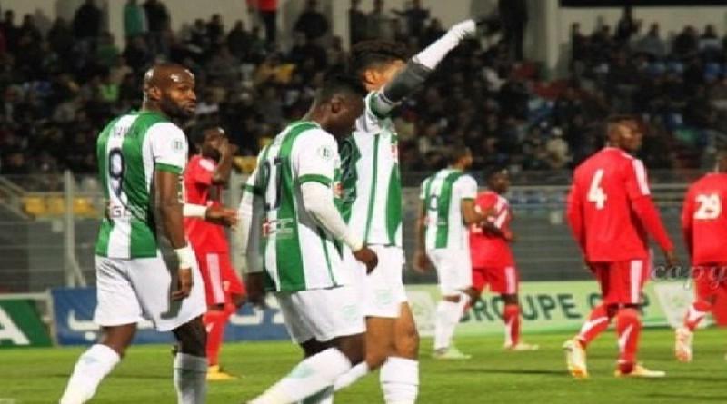 الدفاع الجديدي يسقط بثنائية أمام مازيمبي الكونغولي