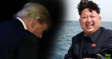 كعادتة... ترامب الغئ قمته مع زعيم كوريا الشمالية