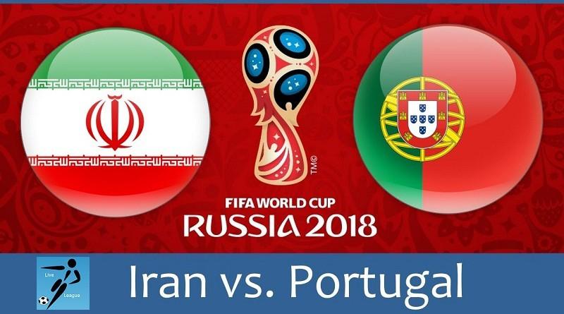 البرتغال وايران كأس العالم 2018