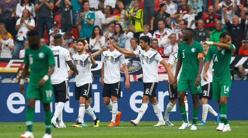 الخسارة الرابعة للسعودية استعدادا للمونديال
