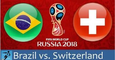 البرازيل سويسرا