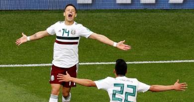بالفيديو...المكسيك تضع قدما في ثمن النهائي بفوز على كوريا الجنوبية