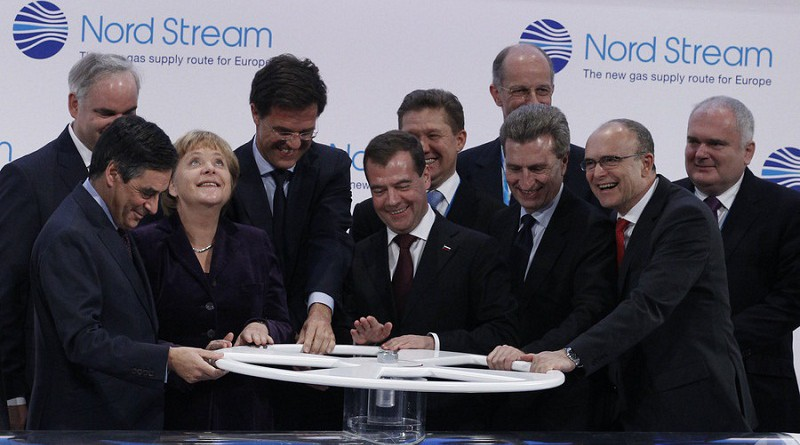 Pass the peace pipe: US promises Germany to leave Russian gas pipeline alone