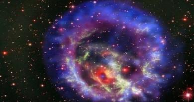 ناسا :اكتشاف نجم نيوتروني خارج درب التبانة