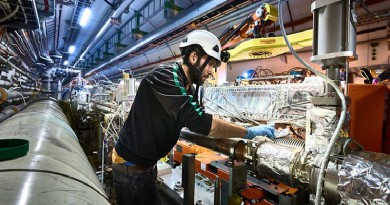 The Large Hadron Collider is getting an upgrade