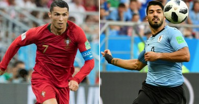 La Liga rivalries renewed as Ronaldo and Suarez take center stage in World Cup knockout tie