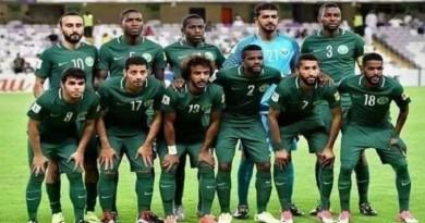 حريق على متن طائرة المنتخب السعودي في روسيا