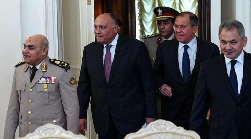 70 مليار دولار تستقطبها مصر من روسيا