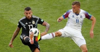 بالفيديو...إيسلندا تفرض التعادل على الأرجنتين في مونديال روسيا