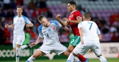 المغرب يحقق فوزاً مستحقأ على سلوفاكيا ضمن الإستعداد للمونديال