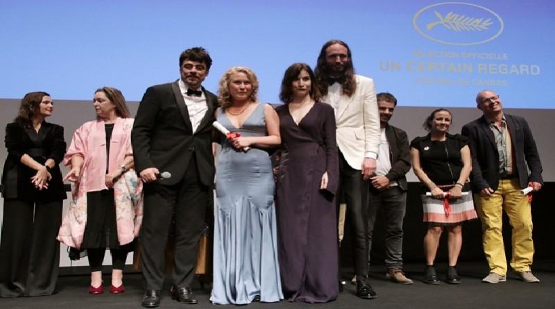 """""""الحدود"""" يحصد جائزة قسم """"نظرة ما"""" في مهرجان كان السينمائي"""