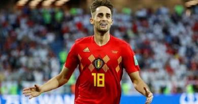 بلجيكا تهزم إنجلترا وتنتزع صدارة المجموعة السابعة