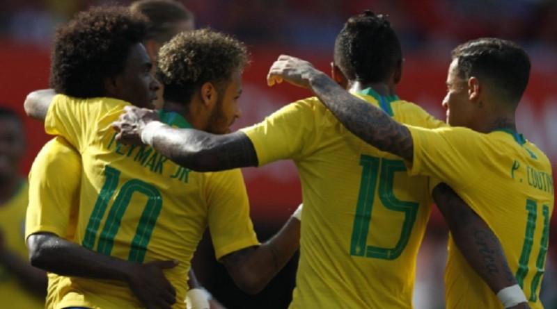 بالفيديو...البرازيل تنهي الإستعداد للمونديال بفوز كبير على النمسا