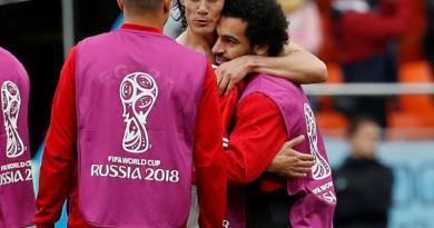 تشكيل منتخب مصر أمام روسيا