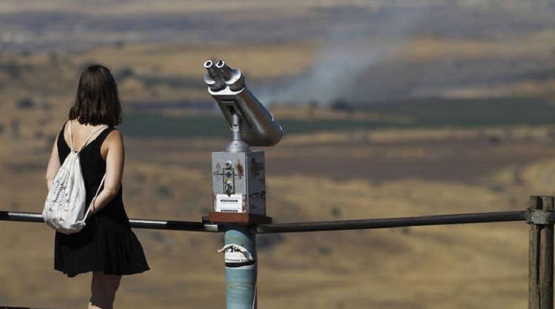 إسرائيل ترفع حالة التأهب في الجولان