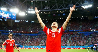بالفيديو...روسيا تتأهل للدور الثاني على حساب مصر في المونديال