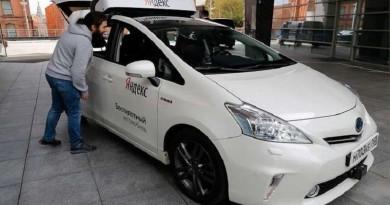 """""""ياندكس تاكسي"""" الروسية ذاتية القيادة تحقق أولى رحلاتها البعيدة"""