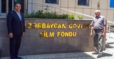 اتفاق للتعاون السينمائي بين ايران واذربيجان