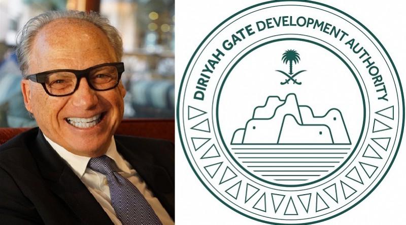 "Bin Salman Names Renowned Tourism Impresario  ""Jerry"" Inzerillo to Lead Transformative Heritage Tourism Initiative"
