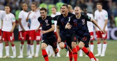 بالفيديو...كرواتيا تبلغ دور الـ 8 الكبار لمونديال 2018