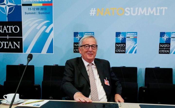 قادة الاتحاد الاوروبي يبحثون عن تحالفات في الصين واليابان