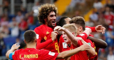 بلجيكا تقلب الطاولة على اليابان وتبلغ ربع نهائي المونديال