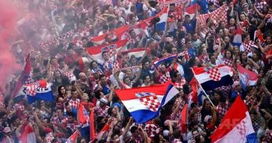 كرواتيا الحزينة فخورة بأبطالها على رغم الخسارة