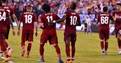ليفربول يقلب الطاولة على مانشستر سيتي في الكأس الدولية