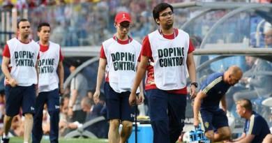 الفيفا يعلن النتائج النهائية لفحص المنشطات في مونديال روسيا