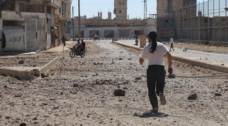 الأمم المتحدة تعرب عن قلقها حيال سلامة المدنيين في درعا السورية