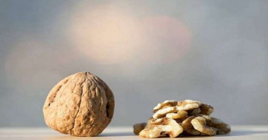 دراسة : الجوز يقي من خطر الإصابة بالسكري
