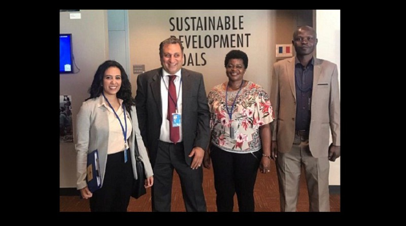 Maat participates in the High-level Political Forum on Sustainable Development in New York