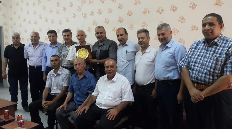 الاتحادات العمالية والكتاب والأدباء الفلسطينيين يجددون البيعة للرئيس وقيادته الحكيمة
