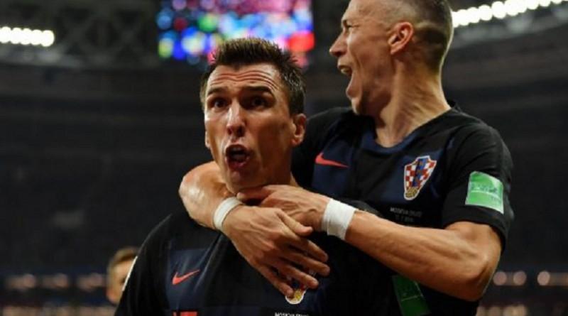 كرواتيا تدخل التاريخ بفوزها على انجلترا وبلوغها نهائي المونديال
